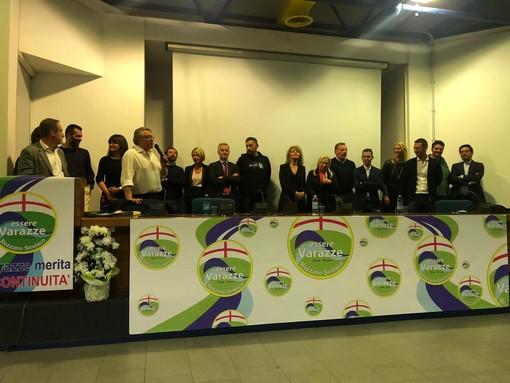 """Bozzano presenta la lista """"Essere Varazze"""": """"La Città merita continuità. Ecco la mia squadra"""""""