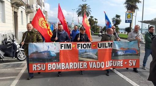 """Bombardier, Vella (FIM Cisl): """"Preoccupazioni sulle prospettive industriali e produttive del gruppo"""""""