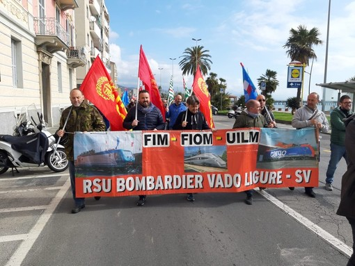 """Bombardier, Vazio e Paita si rivolgono al Mise: """"Chiediamo risposte al Governo"""""""