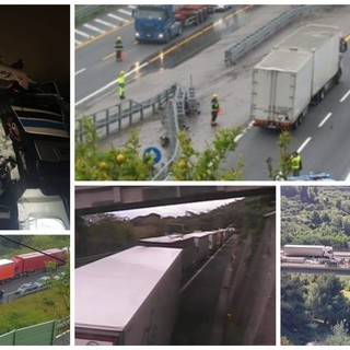 Autostrada, 5 incidenti in 4 giorni: torna l'incubo viabilità