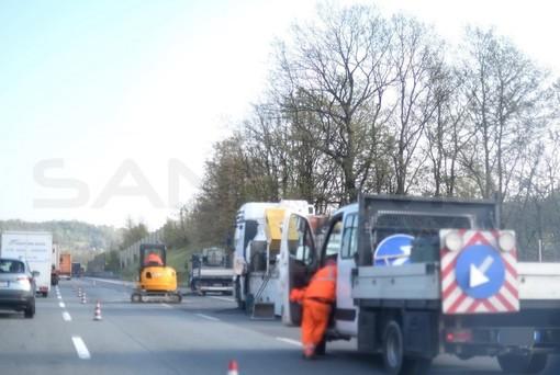 """Cantieri autostradali, Giampedrone: """"Ci aspettiamo un miglioramento: ad agosto obiettivo stop totale"""""""