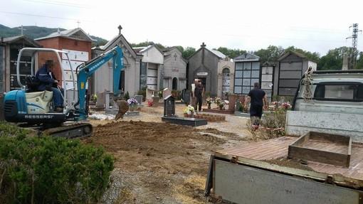 Cairo, ampliamento del cimitero di Rocchetta: avviata indagine di mercato per l'affidamento dei lavori