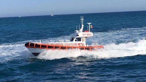 Disperso in mare, sospese le ricerche tra Alassio e Albenga