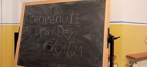 """Terminati gli Open Day al """"Migliorini-Da Vinci"""" di Finale Ligure per l'anno scolastico 2021/2022"""