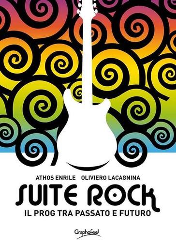 Uno scrittore di Savona e un musicista di Genova raccontano la grande storia del rock progressivo