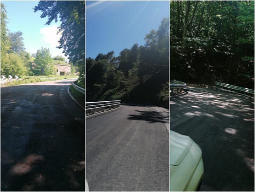 Riaperta al traffico la Sp 490 del Melogno in località Franchella (FOTO)