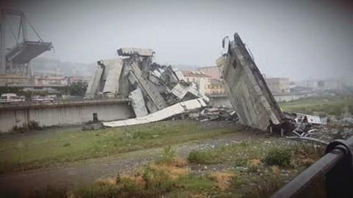 Lutto nazionale, la provincia di Savona commemora le vittime del crollo del Ponte Morandi