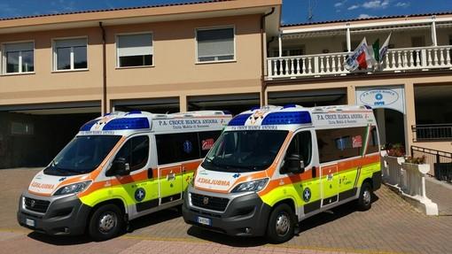 """Croce Bianca di Andora: """"Noi la salute dei cittadini la tuteliamo in questo modo…"""""""