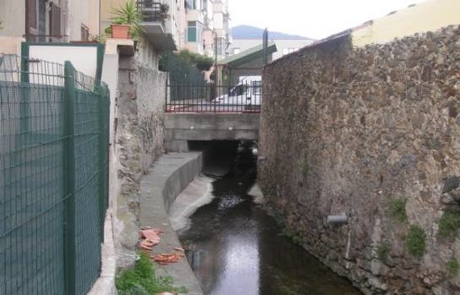 "Savona: conferenza su ""I corsi d'acqua di Savona"""