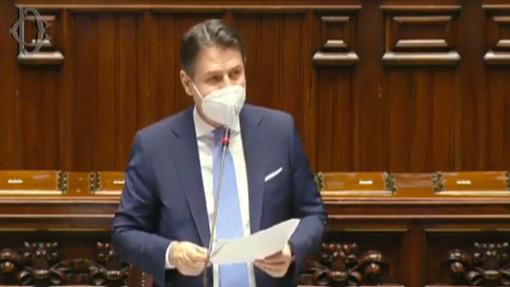 """Conte alla Camera: """"Crisi che lascia sgomento me e il Paese. Ora serve un Governo coeso"""""""