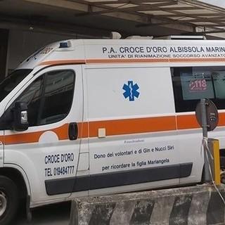 Donna investita da scooter ad Albissola Marina, chiama lei stessa i soccorsi