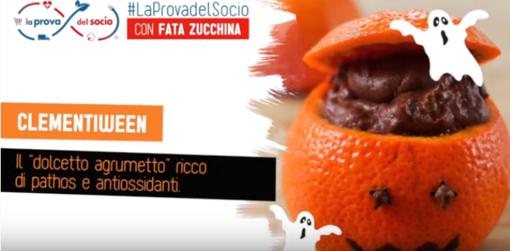 """La ricetta del lunedì: oggi prepariamo il dolce agrumetto """"Clementiween"""""""