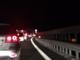 """Caos A10: automobilisti bloccati nella notte tra Celle e Arenzano, assessore Benveduti: """"E' ormai un 'sequestro di persona' vero e proprio"""""""