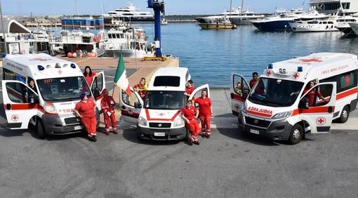 Loano, al via il corso per nuovi volontari della Croce Rossa Italiana