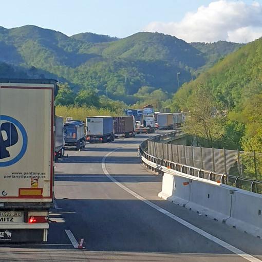 """Cantieri sulle autostrade liguri, Astra Cuneo: """"Governo intervenga con un altro triennio di ristori, come col Ponte Morandi"""""""