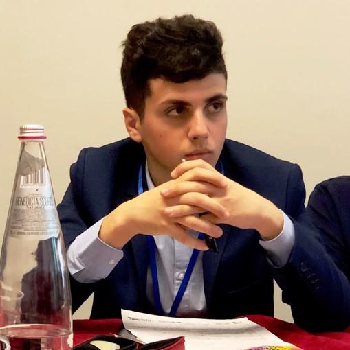 Consiglio Nazionale dei Presidenti delle Consulte a Pomezia, Savona rappresentata da Gabriele Cordì