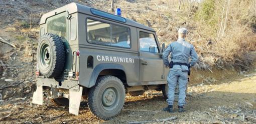 Rialto: abusi edilizi ed illeciti ambientali, i carabinieri sequestrano una strada e un muro realizzati nel torrente Pora