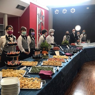 """Festa per i 30 anni del Campus di Savona in compagnia delle prelibatezze dell'Istituto alberghiero """"Migliorini"""""""