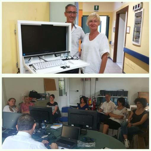Alla cooperativa Il Faggio di Savona un nuovo sistema informatizzato di gestione dati