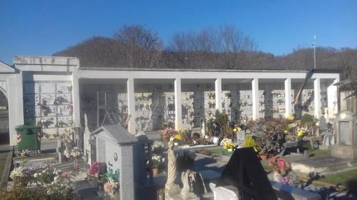 Cengio, rubato dell'altro rame nel cimitero di Genepro: il furto avvenuto di notte