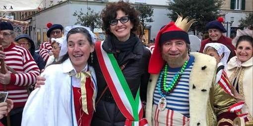 """Savona, il """"nuovo"""" Cicciolin sbarca alla Torretta: via al Carnevale (FOTO)"""