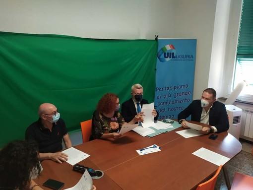 """Sanità, la Uil presenta le proposte da presentare in Regione: """"Aprire un tavolo sulla gestione delle risorse del Pnrr"""" (FOTO E VIDEO)"""
