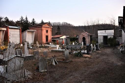 Alberi secolari tagliati nel cimitero: scoppia la polemica a Piana Crixia (FOTO)