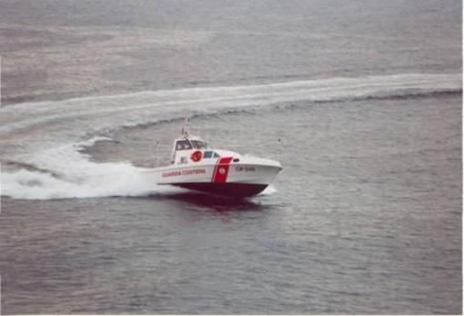 Recuperato in mare a Bergeggi dalla Capitaneria il cadavere di un uomo