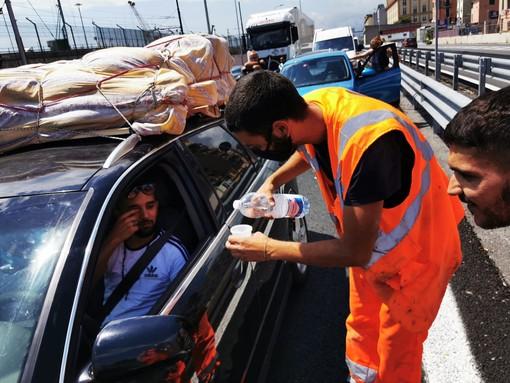 """Caos autostrade, Toti: """"Il Mit mente. Situazione vergognosa"""""""