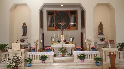 Ecco la Settimana Santa nella Parrocchia di San Bartolomeo Apostolo in Gorra