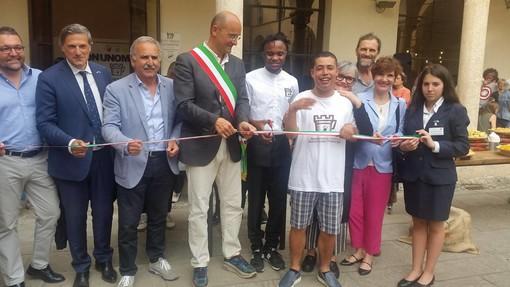 """Inaugurato oggi a Finalborgo il """"bistrot sociale"""""""