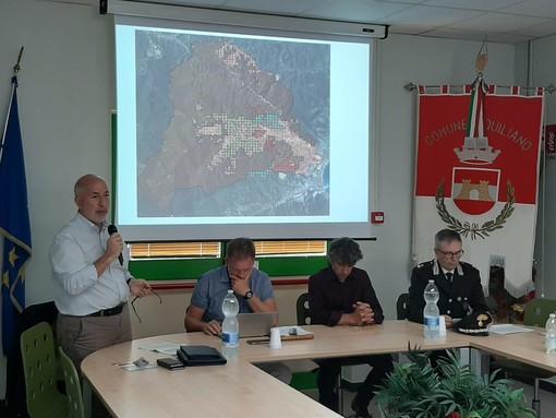 """""""Forestazione e recupero di aree agricole abbandonate"""": una tavola rotonda a Quiliano (VIDEO)"""