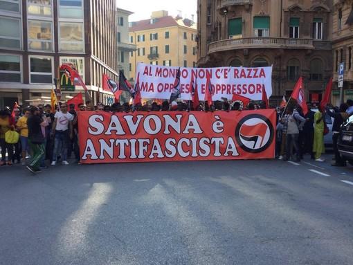 """Savona, lettera del presidente dell'Anpi Rago ai parlamentari liguri: """"Il corteo antifascista non può modificare il suo percorso"""""""