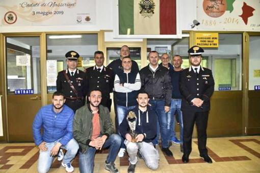 I Carabinieri vincono a Rapallo la 5a edizione 'Trofeo interforze Caduti di Nassirya'
