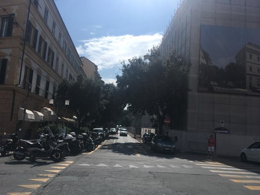 Chiusura definitiva della parte finale di Corso Italia: entro la fine del 2019 due nuove piazze per Savona (VIDEO)