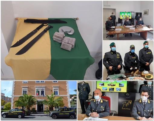 Spaccio a Savona, Albissola e Varazze, sei arresti della Finanza: coinvolti anche giovani savonesi per conservare la droga