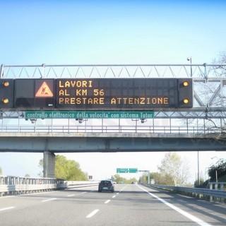Code e rallentamenti per lavori sulla A10, Autostrade si scusa per i disagi dei giorni scorsi