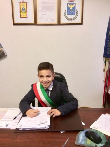Giustenice: Gioele Caprino nuovo sindaco nel consiglio dei ragazzi