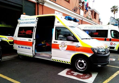 Oltre mille servizi e 40mila km percorsi per la Croce Bianca di Albenga in tempo di Covid