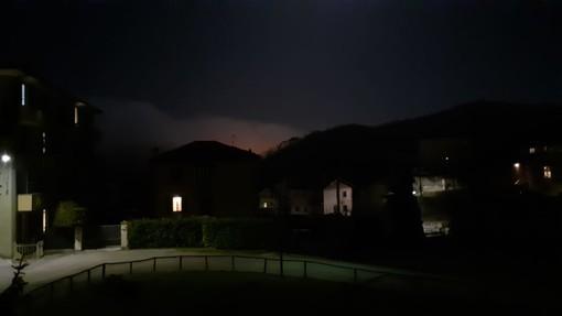 """""""Caligo"""" sconfina in Val Bormida? Le foto scattate a Vispa"""