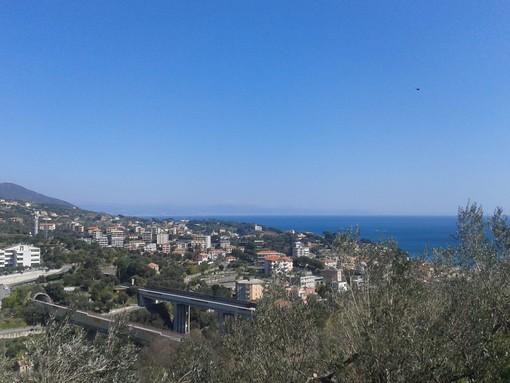 Il 17 aprile l'inaugurazione dell'itinerario di collegamento tra il Sentiero Liguria e il centro di Celle Ligure