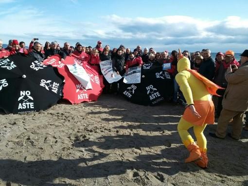 Anche Donnedamare a Ceriale per dire No alle Aste e si alla tutela delle 30 mila imprese balneari