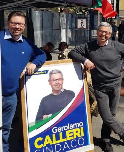 """Il medico Davide Bertoglio si candida con Calleri: """"Io sto con Gero, ha la cura giusta per Albenga"""""""