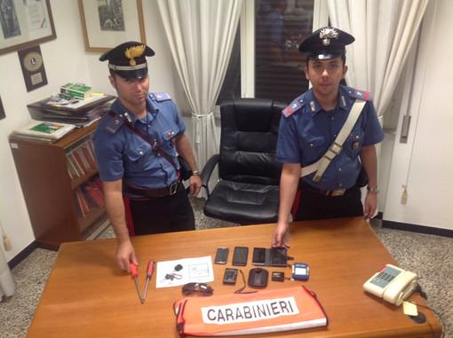 800 delitti, 400 denunce e 30 arresti: un anno di attività dei Carabinieri in Val Bormida
