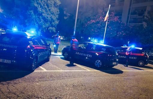 Albenga, controlli dei carabinieri sul territorio: 2 arresti