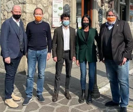 """""""Cambiamo!"""" cresce in provincia: Vittorio Semini sarà il coordinatore dei giovani savonesi"""