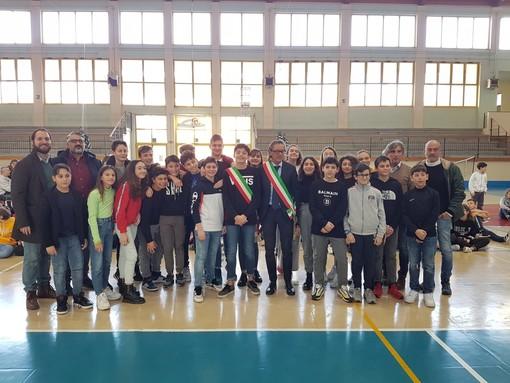 Davide Niero è il nuovo sindaco del Consiglio Comunale dei Ragazzi di Albenga