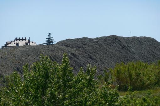 Albisola, il WWF chiede una verifica sulla compatibilità ambientale per i cumuli di terre e rocce da scavo situati vicino al torrente Sansobbia