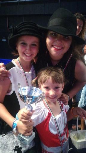Albenga, 6 medaglie per gli studenti di Veronica Seriani al campionato nazionale Performer Arti Scenico-Sportive