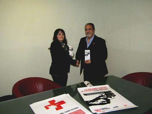 """La Croce Rossa Italiana lancia la campagna informativa """"non sono un bersaglio"""""""